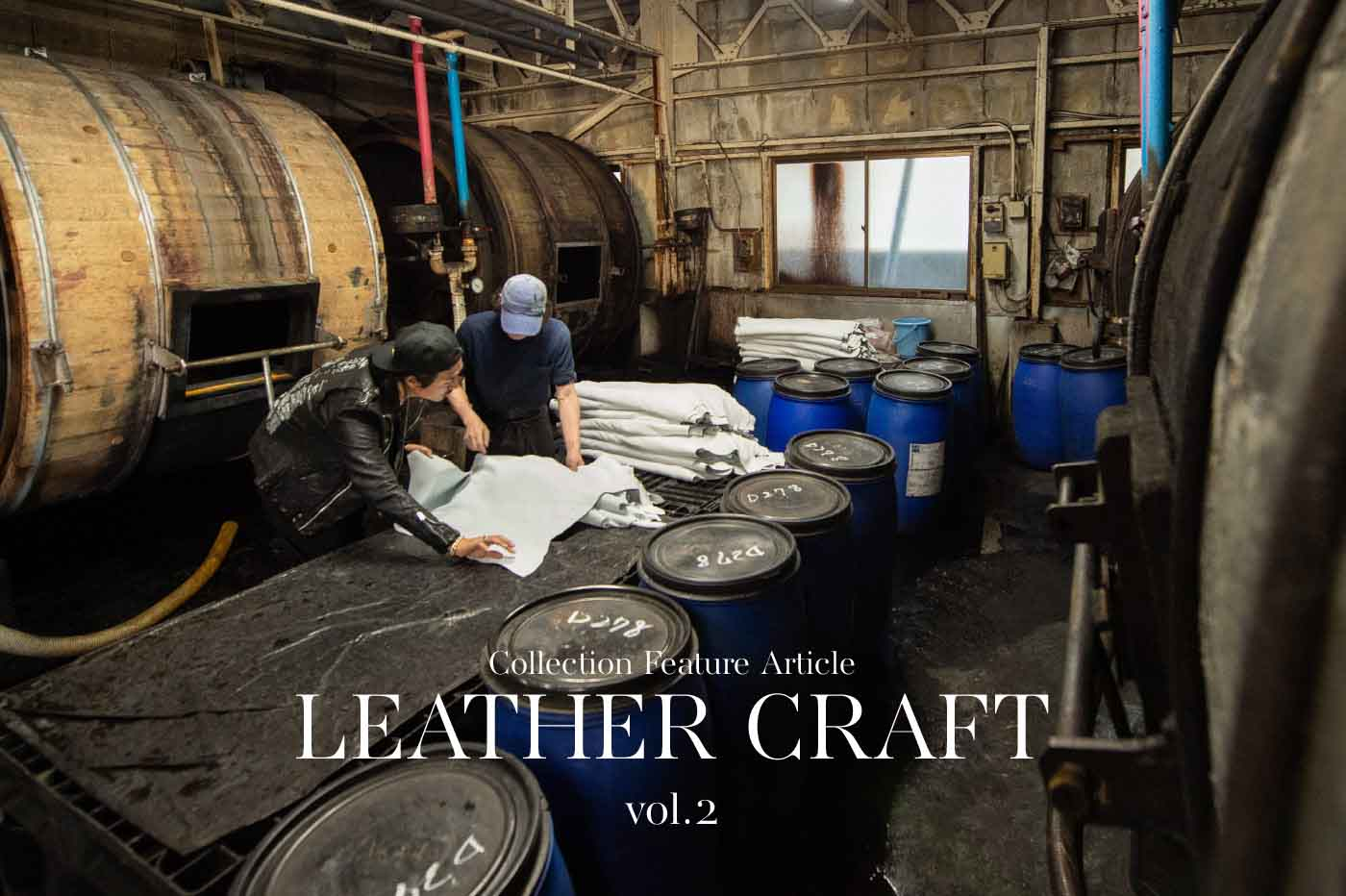 LEATHER CRAFT -vol.02-