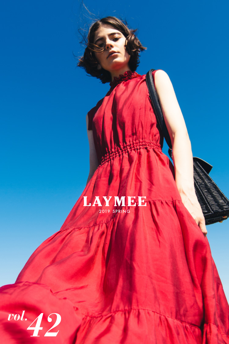 [LAYMEE] 2019 Spring Catalog
