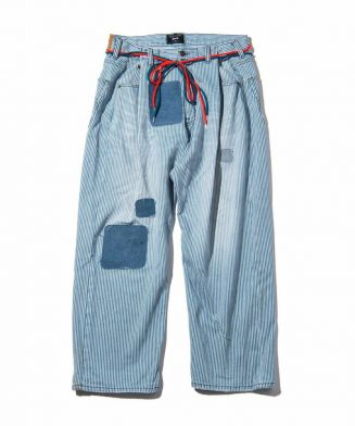 GB0119 / P06 : Mess hickory pants