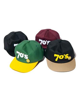 GB0119 / CP01 : 70's cap