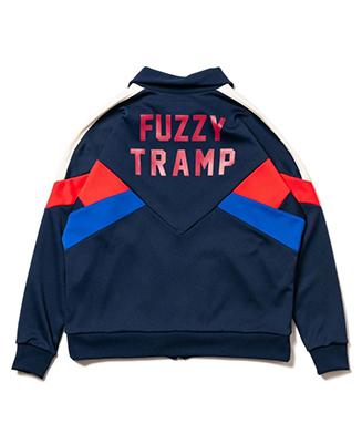 GB0319 / CS01 : FUZZY TRAMP jersey