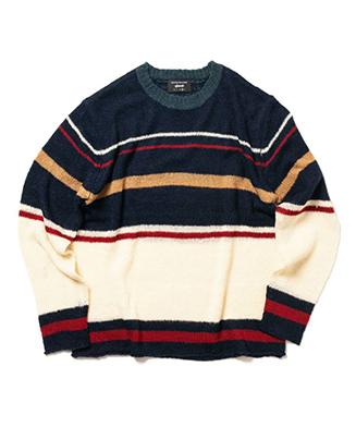 GB0319 / KNT11 : Byron border knit