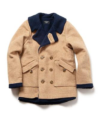 GB0319 / JKT01 : Bonny ranch coat