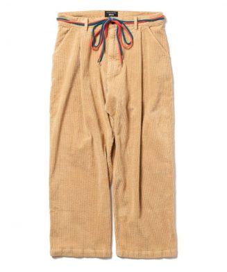 GB0319 / P03 : Mess corduroy pants