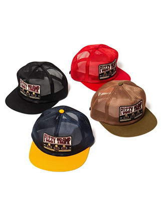 GB0319 / CP01 : FUZZY muff cap