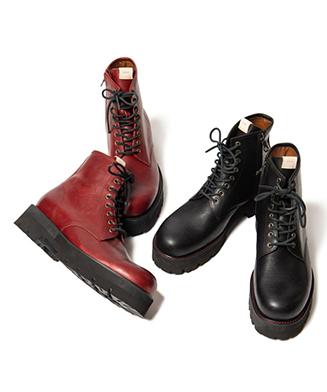 GB0319 / AC13 : Strummer boots