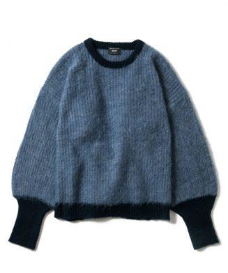 GB0419 / KNT10 : Creed knit