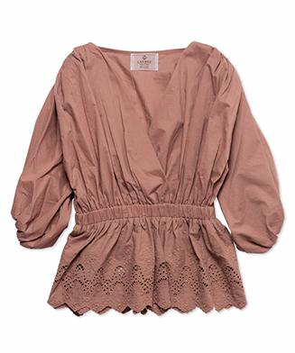 LY19SM / SH01 : Santolina blouse