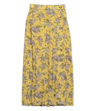 LY19SM / SK02 : Balsamine skirt