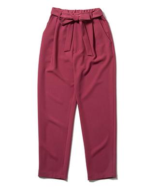 LY19WT / P01 : Mond taperd pants
