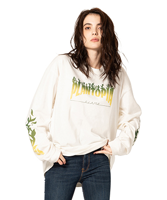 GB0120 / CS05 : Plantopia long sleeve CS