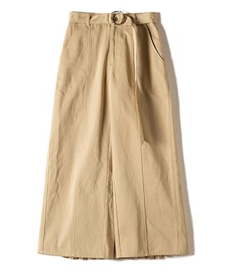 LY20SM / P06 : Nico pleats pants