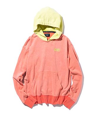 GB0320 / CS15 : Bicolor vintage hoodie
