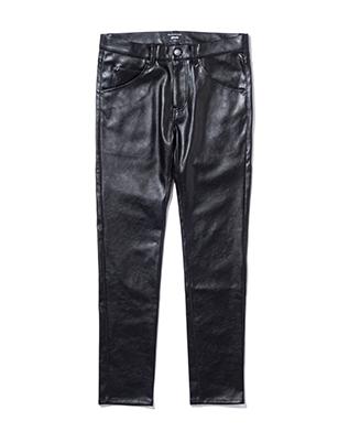 GB0320 / P13 : PU leather pants