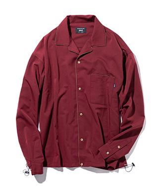 GB0320 / SH05 : Wide shirt