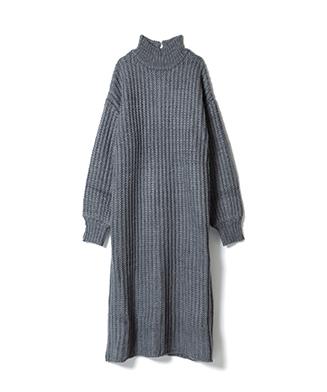 LY20WT / KNT02 : Lian knit OP
