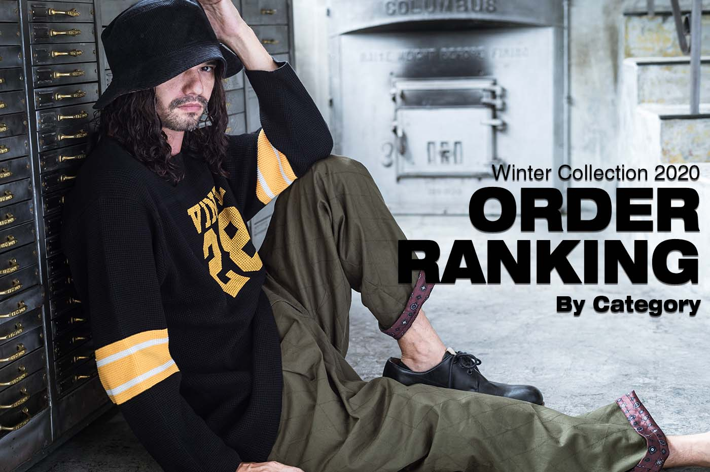 Winter Collection 2020 ORDER RANKING