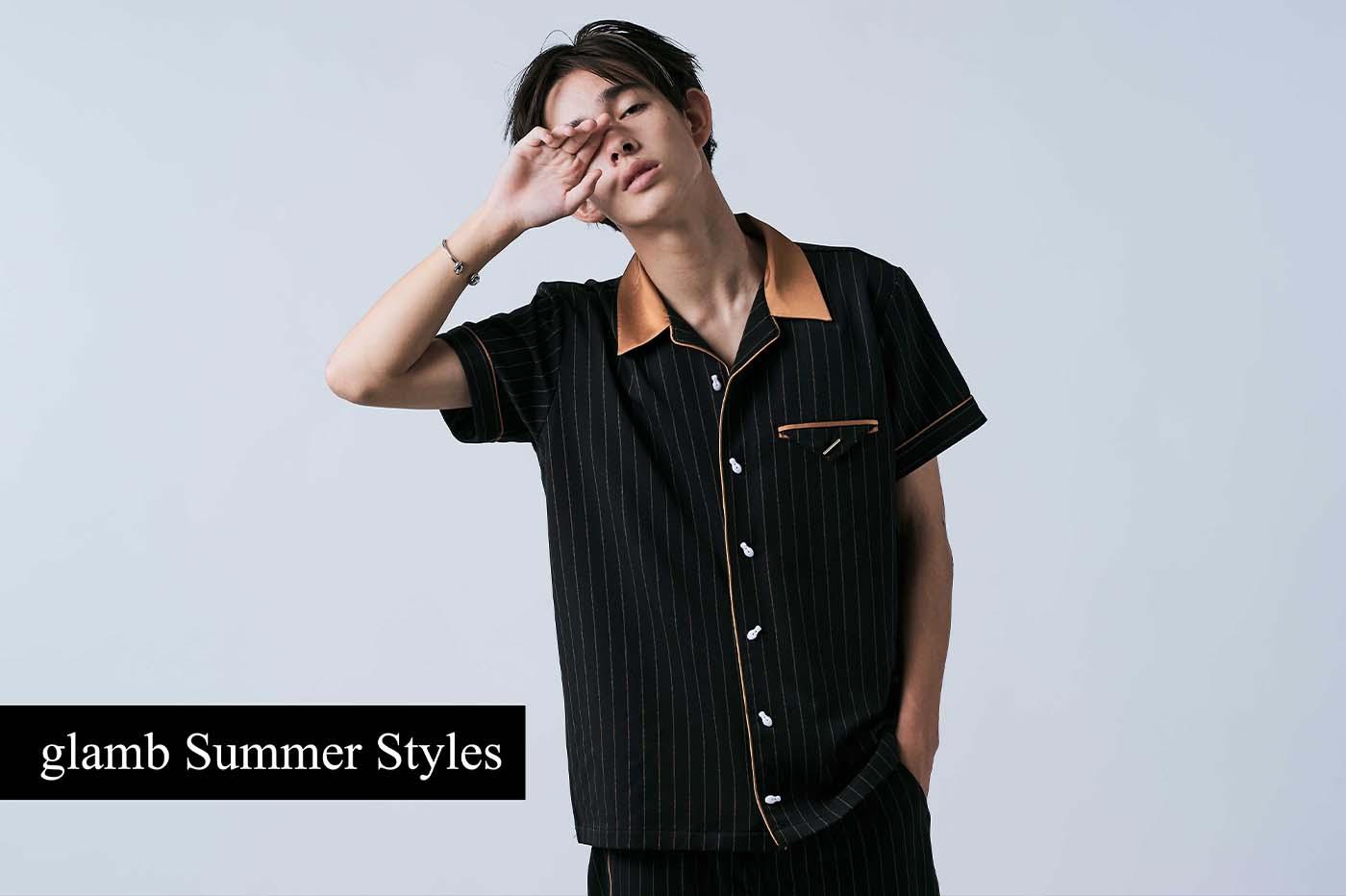 glamb Summer Styles-Ota Tajima-