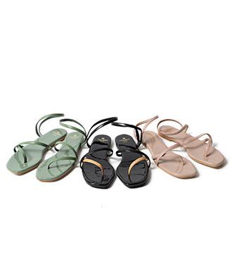 LY21SP / AC12 : Rim sandal