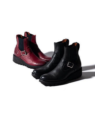 GB0121 / AC05 : Blondie boots