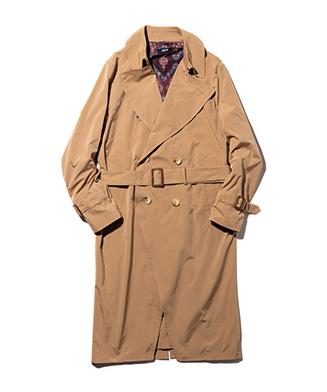 GB0121 / JKT01 : Long trench coat