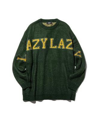 GB0121 / KNT05 : Lazy knit