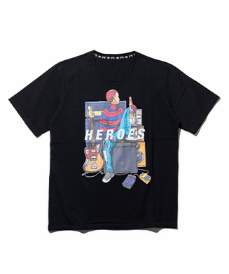 GB0121 / T02 : HEROES T