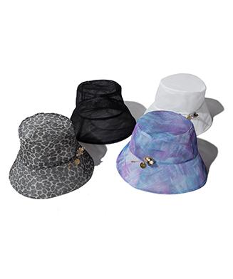 LY21SM / CP01 : Olivia bucket hat
