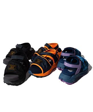GB0221 / AC01 : Vilma platform sandals