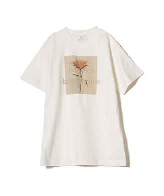 LY21SM / CC02 : Flower Tshirt