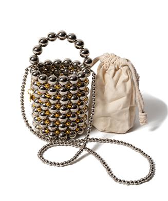 LY21SM / AC06 : Pearl mini bag