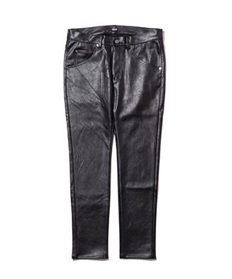 GB0321 / P05 : PU leather pants / ピーユーレザーパンツ