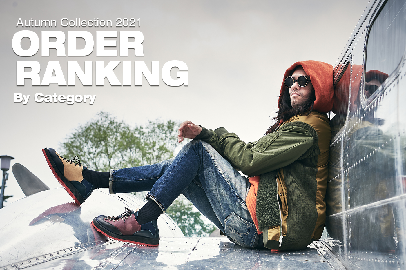 Autumn Collection 2021 ORDER RANKING