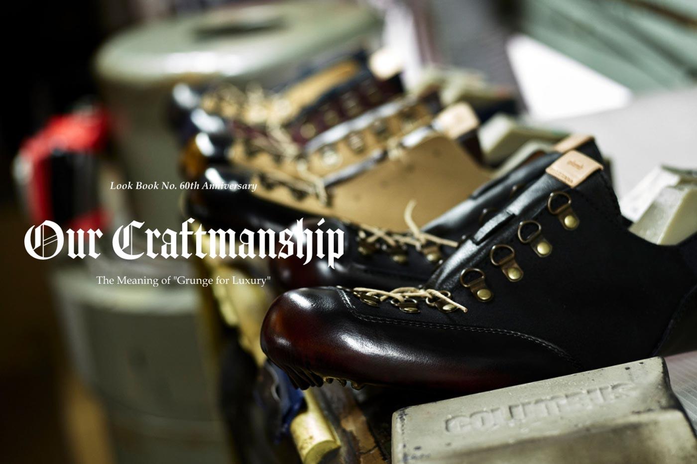 Our Craftmanship -SHOES-