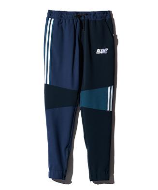 GB0421 / P04 : Patchwork Jersey Pants