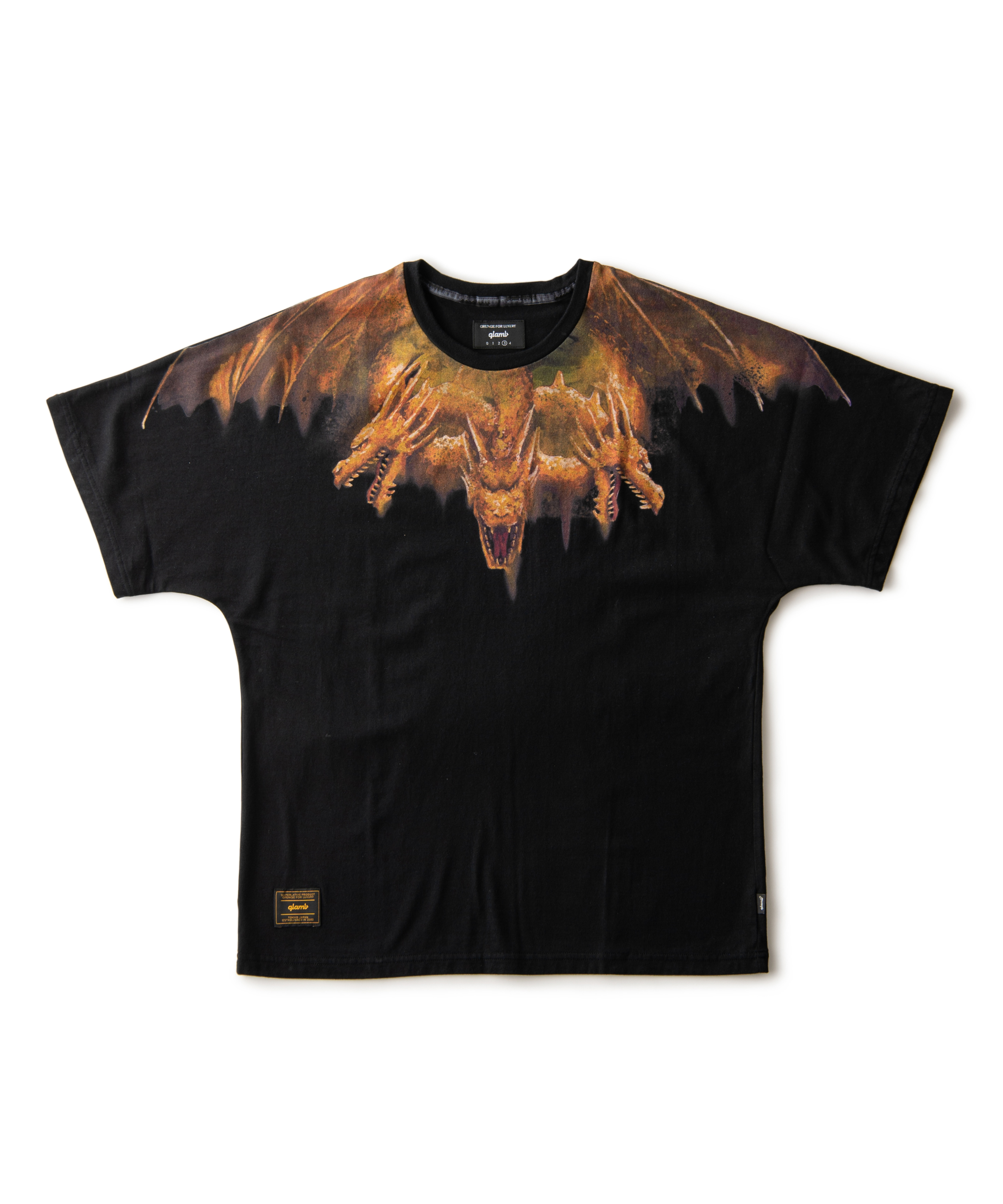 GZ07 King Ghidorah dolman CS